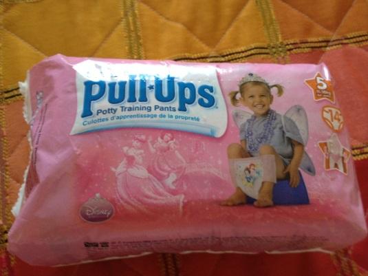 Huggies Pull Ups